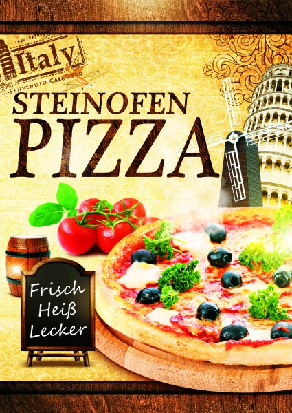 Pizza Poster 05
