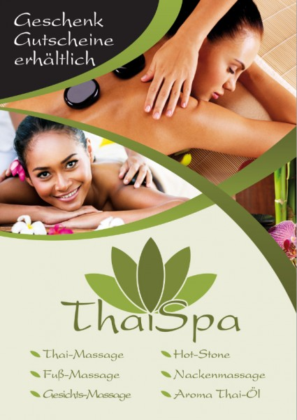 "Massage Poster ""Massage 5"""