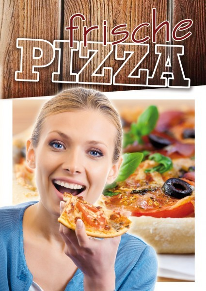 Pizza Poster 03