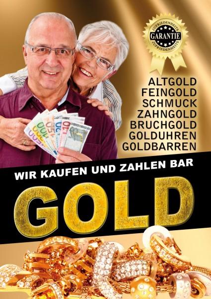 Goldankauf Poster 08