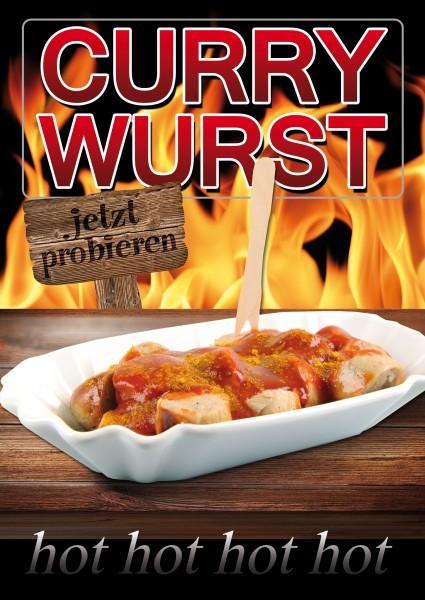 Currywurst Plakat 07