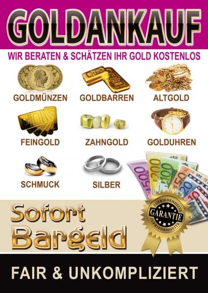 Goldankauf Poster 11