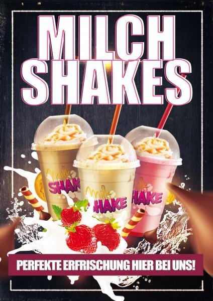 Milchshake Poster