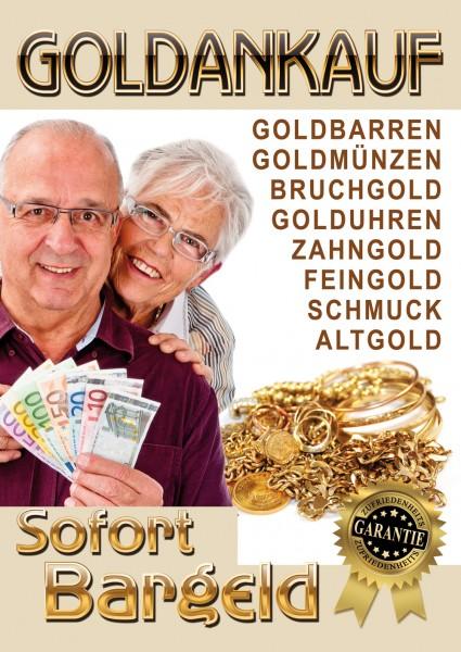 Goldankauf Poster 10