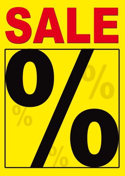 Sale | Rabatt Poster / Plakat 05