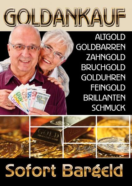 Goldankauf Poster 02